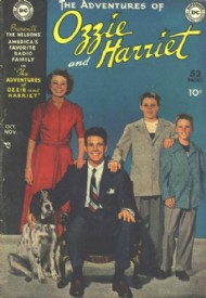 The Adventures of Ozzie and Harriet 1949 - 1950 #1