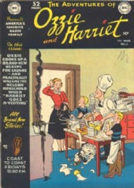 The Adventures of Ozzie and Harriet 1949 - 1950 #3