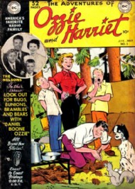 The Adventures of Ozzie and Harriet 1949 - 1950 #5