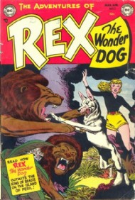 The Adventures of Rex the Wonder Dog 1952 - 1959 #2