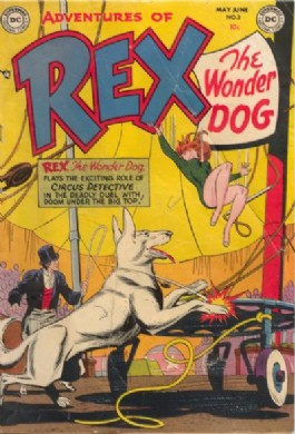 The Adventures of Rex the Wonder Dog #3