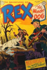 The Adventures of Rex the Wonder Dog 1952 - 1959 #4