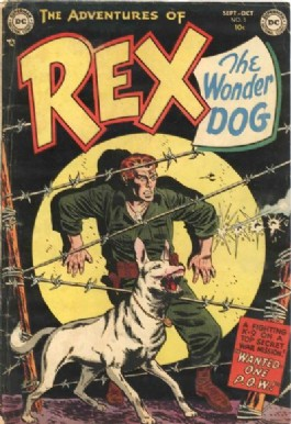 The Adventures of Rex the Wonder Dog #5