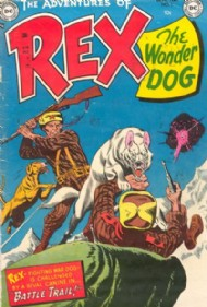 The Adventures of Rex the Wonder Dog 1952 - 1959 #7