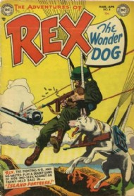 The Adventures of Rex the Wonder Dog 1952 - 1959 #8
