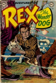 The Adventures of Rex the Wonder Dog 1952 - 1959 #9