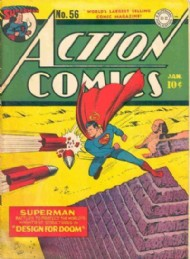 Action Comics (1st Series) 1938 - 2011 #56