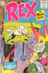 The Adventures of Rex the Wonder Dog 1952 - 1959 #20