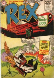The Adventures of Rex the Wonder Dog 1952 - 1959 #21