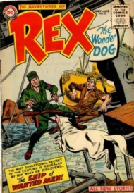 The Adventures of Rex the Wonder Dog 1952 - 1959 #22