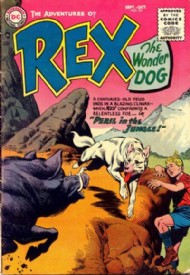 The Adventures of Rex the Wonder Dog 1952 - 1959 #23