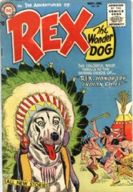 The Adventures of Rex the Wonder Dog 1952 - 1959 #24