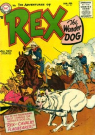 The Adventures of Rex the Wonder Dog 1952 - 1959 #25