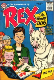The Adventures of Rex the Wonder Dog 1952 - 1959 #26