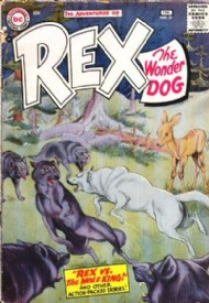 The Adventures of Rex the Wonder Dog 1952 - 1959 #31