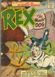 The Adventures of Rex the Wonder Dog 1952 - 1959 #33
