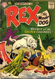 The Adventures of Rex the Wonder Dog 1952 - 1959 #34