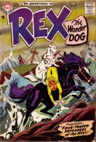 The Adventures of Rex the Wonder Dog 1952 - 1959 #35