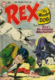 The Adventures of Rex the Wonder Dog 1952 - 1959 #36