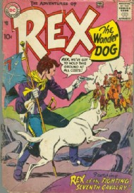 The Adventures of Rex the Wonder Dog 1952 - 1959 #37