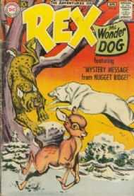 The Adventures of Rex the Wonder Dog 1952 - 1959 #38