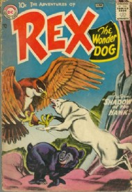 The Adventures of Rex the Wonder Dog 1952 - 1959 #39