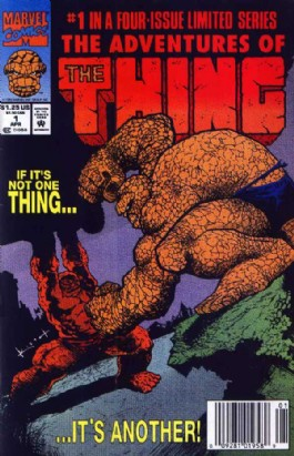 The Adventures of the Thing #1