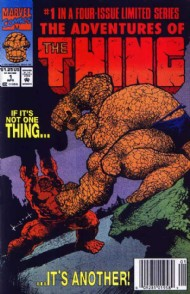 The Adventures of the Thing 1992 #1