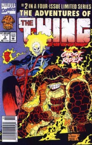 The Adventures of the Thing 1992 #2