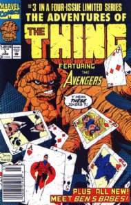 The Adventures of the Thing 1992 #3