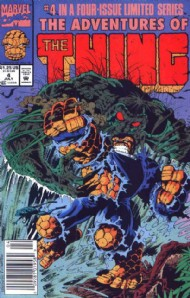 The Adventures of the Thing 1992 #4