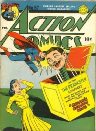 Action Comics (1st Series) 1938 - 2011 #57