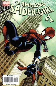 The Amazing Spider-Girl 2006 - 2009 #1