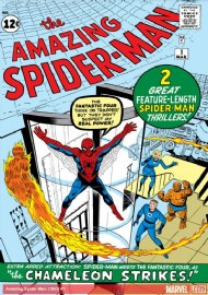 The Amazing Spider-Man (1st Series) 1963 - 2014 #1