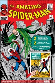 The Amazing Spider-Man (1st Series) 1963 - 2014 #2