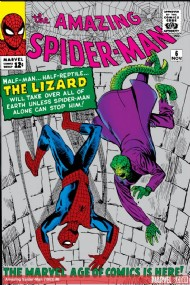 The Amazing Spider-Man (1st Series) 1963 - 2014 #6