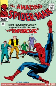 The Amazing Spider-Man (1st Series) 1963 - 2014 #10