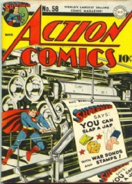 Action Comics (1st Series) 1938 - 2011 #58