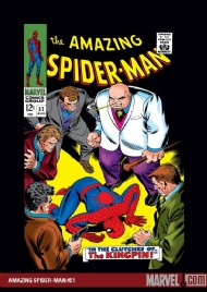 The Amazing Spider-Man (1st Series) 1963 - 2014 #51