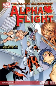 Alpha Flight (3rd Series) 2004 - 2005 #4