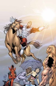 Alpha Flight (3rd Series) 2004 - 2005 #5