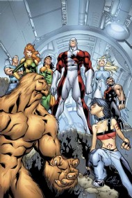 Alpha Flight (3rd Series) 2004 - 2005 #6