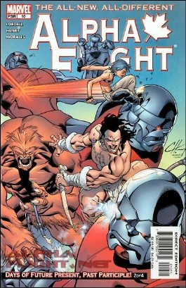 Alpha Flight (3rd Series) #10
