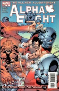 Alpha Flight (3rd Series) 2004 - 2005 #10