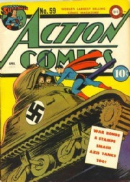 Action Comics (1st Series) 1938 - 2011 #59