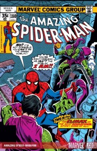 The Amazing Spider-Man (1st Series) 1963 - 2014 #180