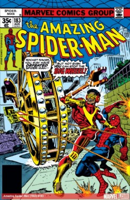 The Amazing Spider-Man (1st Series) #183