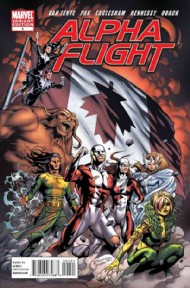 Alpha Flight (Maxi Series) 2011 - 2012 #1