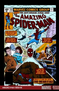 The Amazing Spider-Man (1st Series) 1963 - 2014 #195