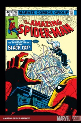 The Amazing Spider-Man (1st Series) #205